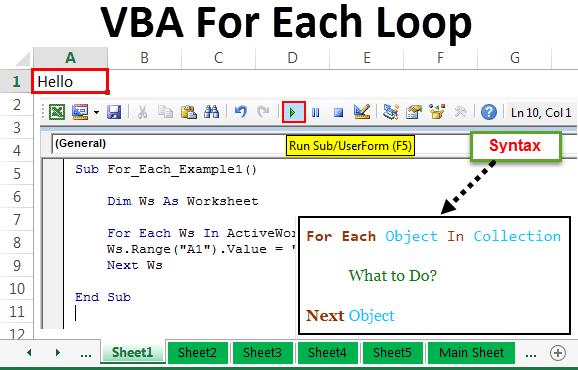 different-looping-mechanisms-in-excel-vba